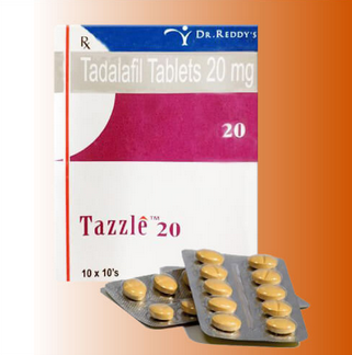 Tazzle 20 Mg