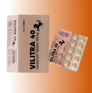 Vilitra 40 Mg